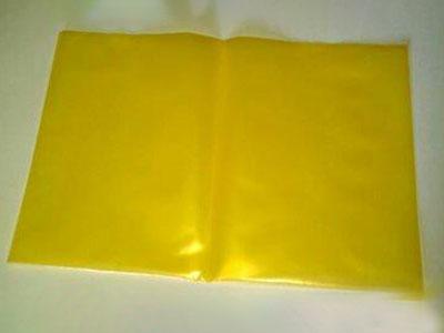 黄色PE防锈袋